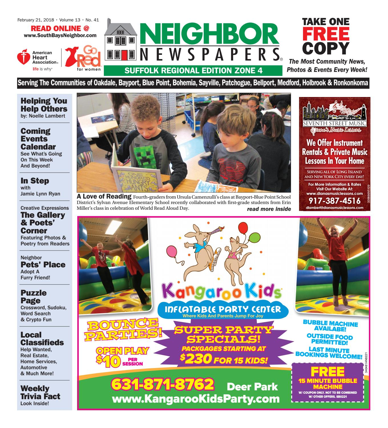 February 21st, 2018 Suffolk Zone 4 by South Bay's Neighbor