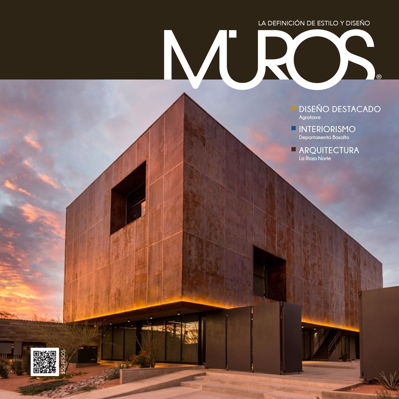 Edici n 33 revista muros la definici n de estilo y Arte arquitectura y diseno definicion