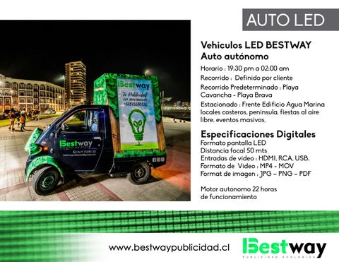 brochure auto led 2 by max green issuu