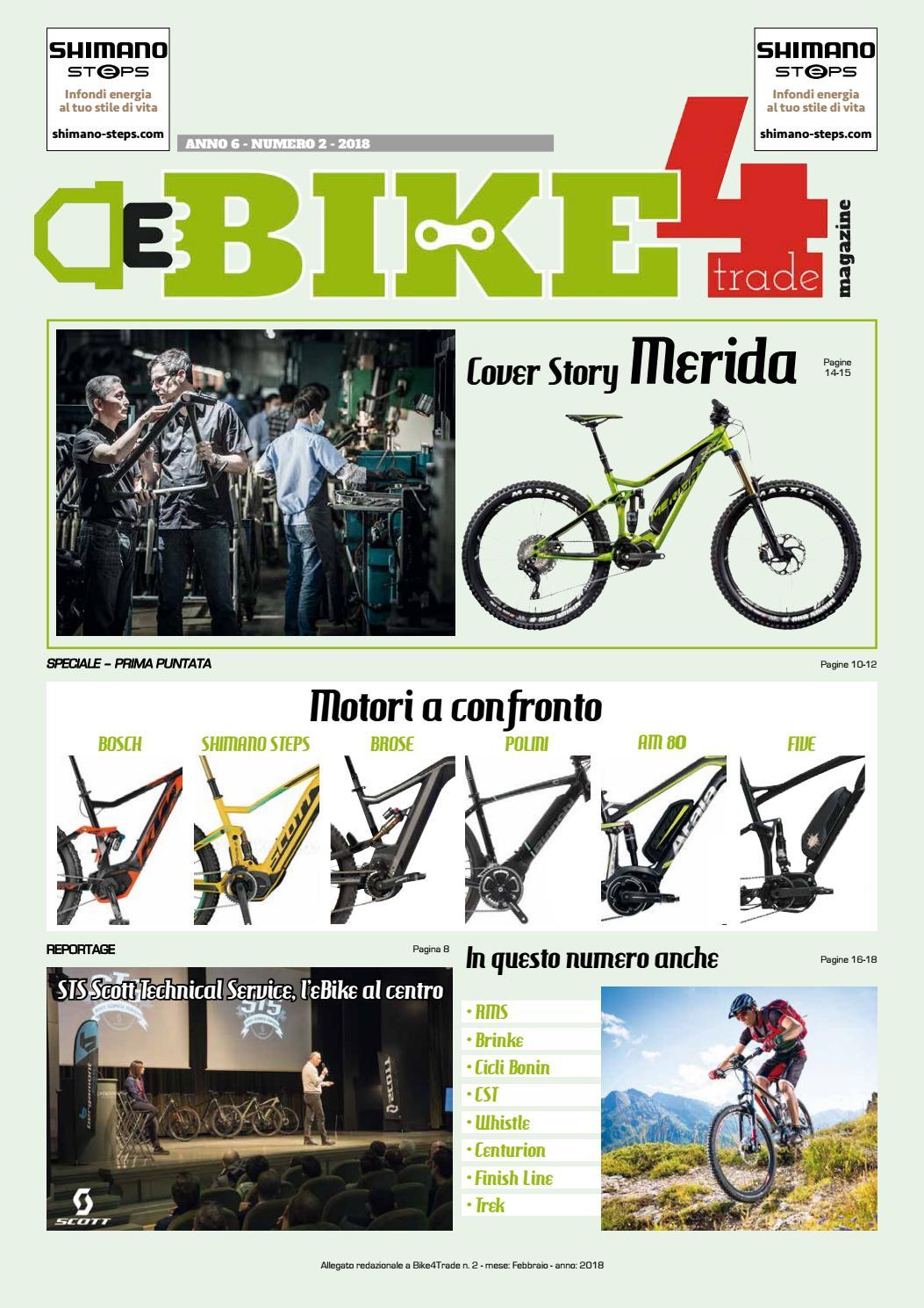Ebike4trade 2 2018 By Sport Press Issuu