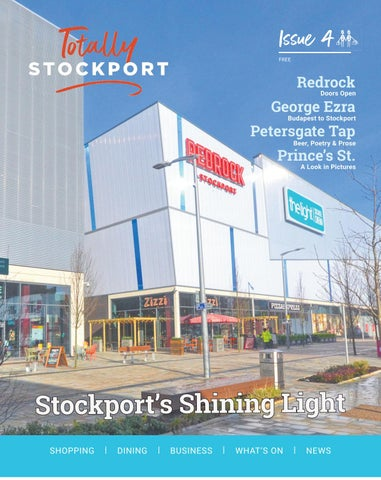 Totally Stockport Magazine Issue 4 By Totally Stockport Issuu