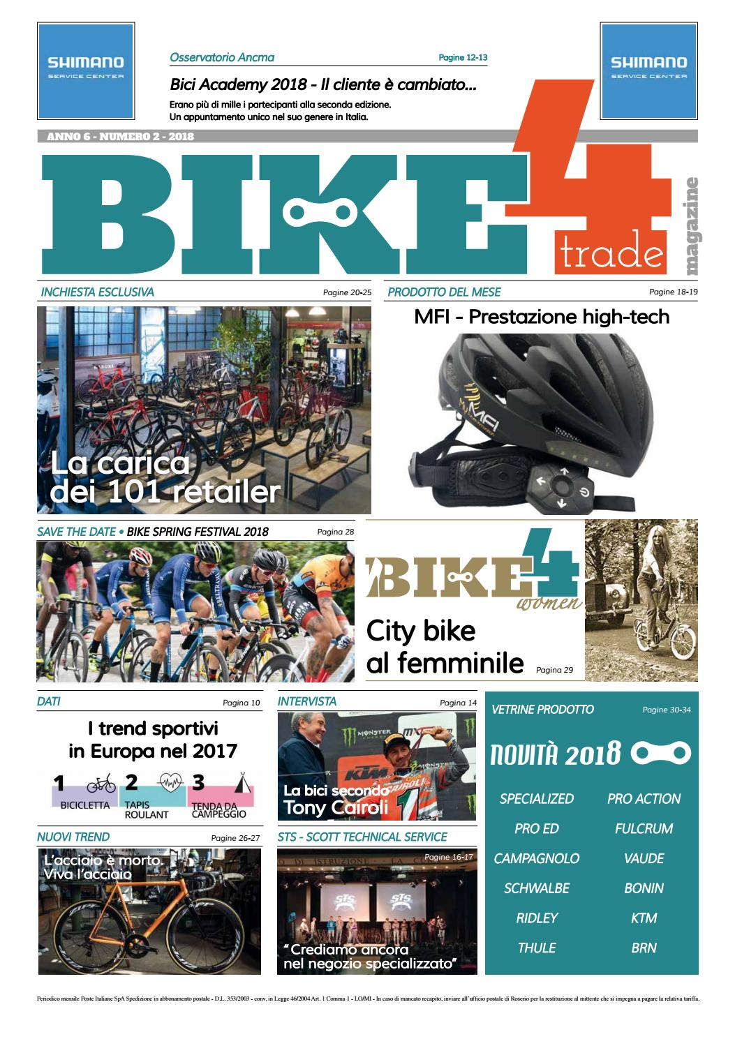 Bike4Trade 2 2018 by Sport Press issuu