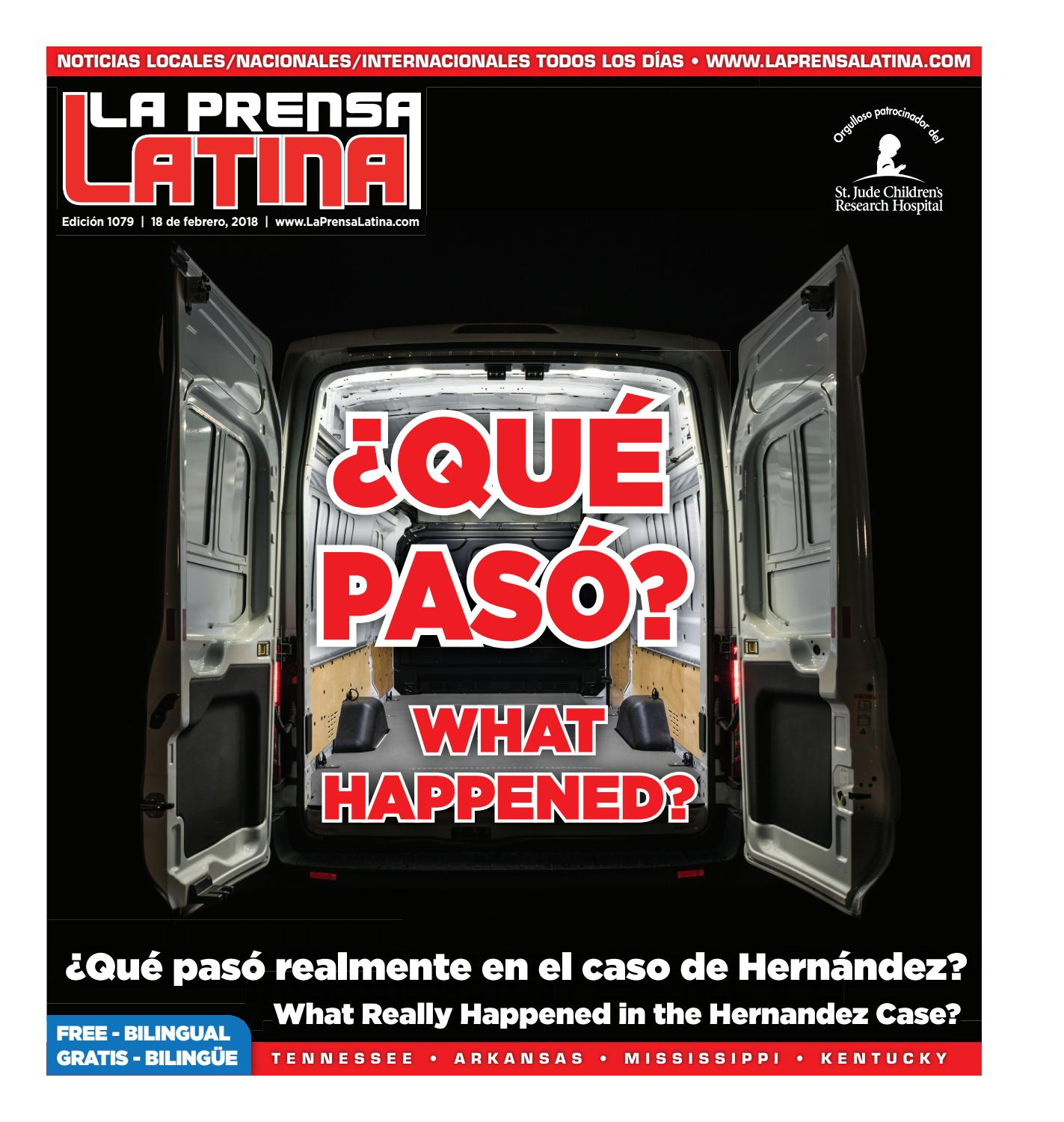 La Prensa Latina 1 56 02 18 2018 by La Prensa Latina - issuu