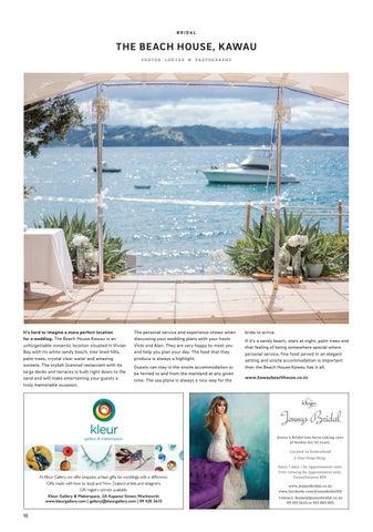 Page 16 of The Beach House, Kawau