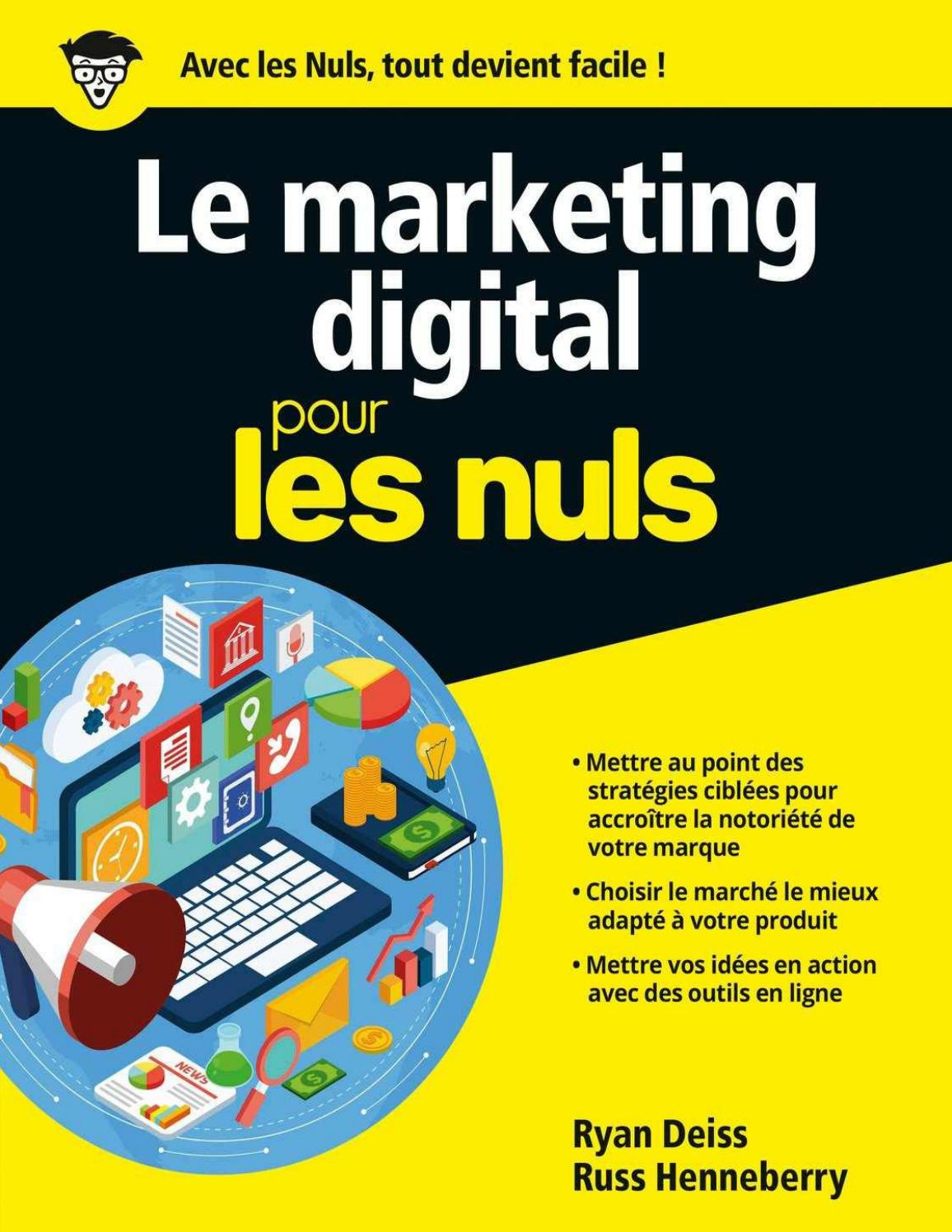 208ac3457e1d Marketing digital pour les nuls hors collection 2017 by i360 - issuu