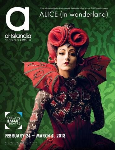 Alice (in wonderland) - Oregon Ballet Theatre by Artslandia