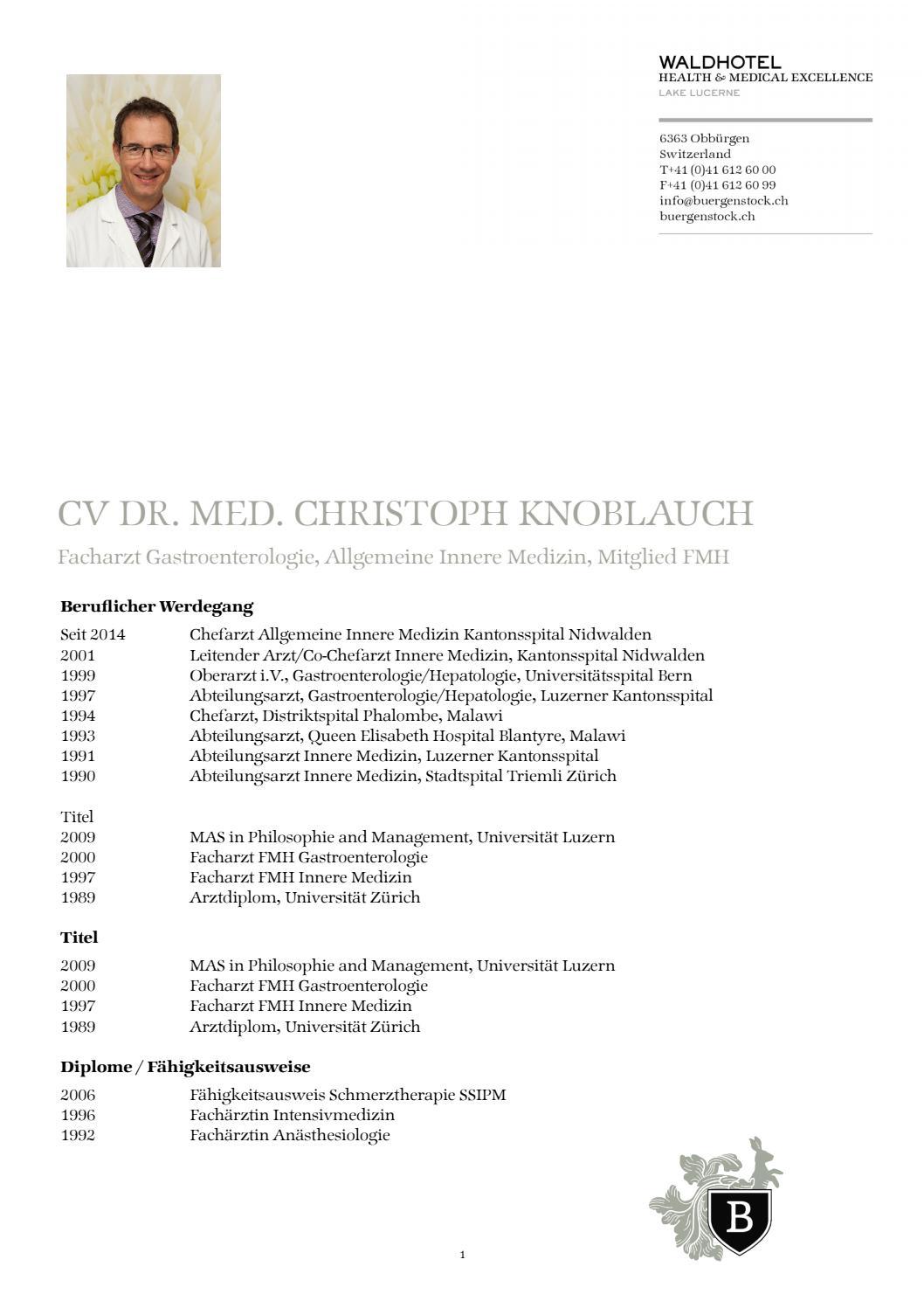 Gemütlich Lebenslauf Für Den Arzt Büroleiter Zeitgenössisch ...