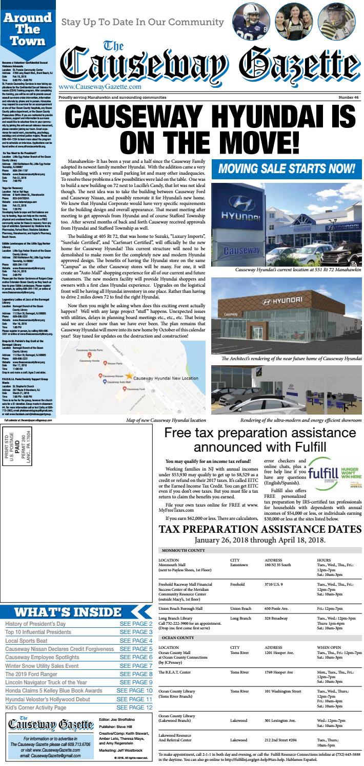 Causeway Gazette issue 46 by The Causeway Gazette - issuu