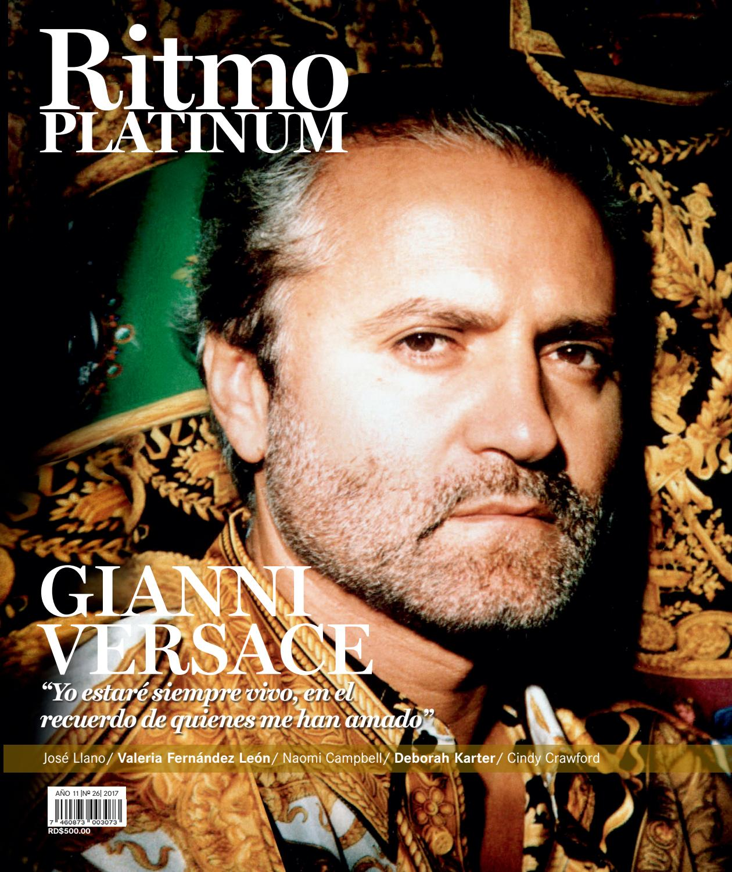 442aa90cec Ritmo platinum Versace by Listín Diario - issuu