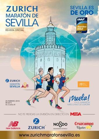 Autorizacion recogida dorsal maraton sevilla