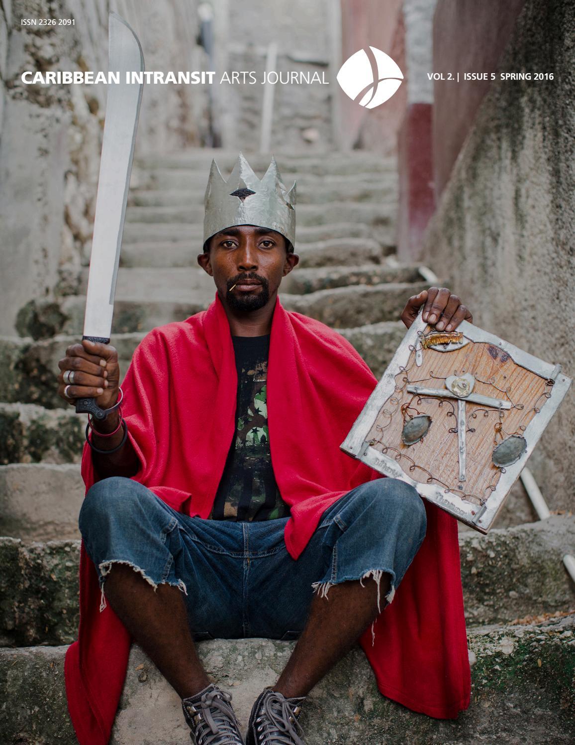 Caribbean Intransit | Volume 2 Issue 5 by Keisha Oliver - issuu