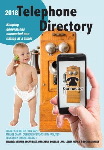 2018 Merritt Telephone Directory by Merritt Herald - issuu 83d721f9bd