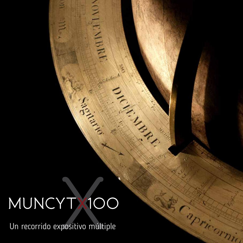MUNCYT X 100 ::: Un recorrido expositivo múltiple by whosp - issuu