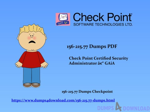 156-215 77 Testking Checkpoint Exam Questions - Security