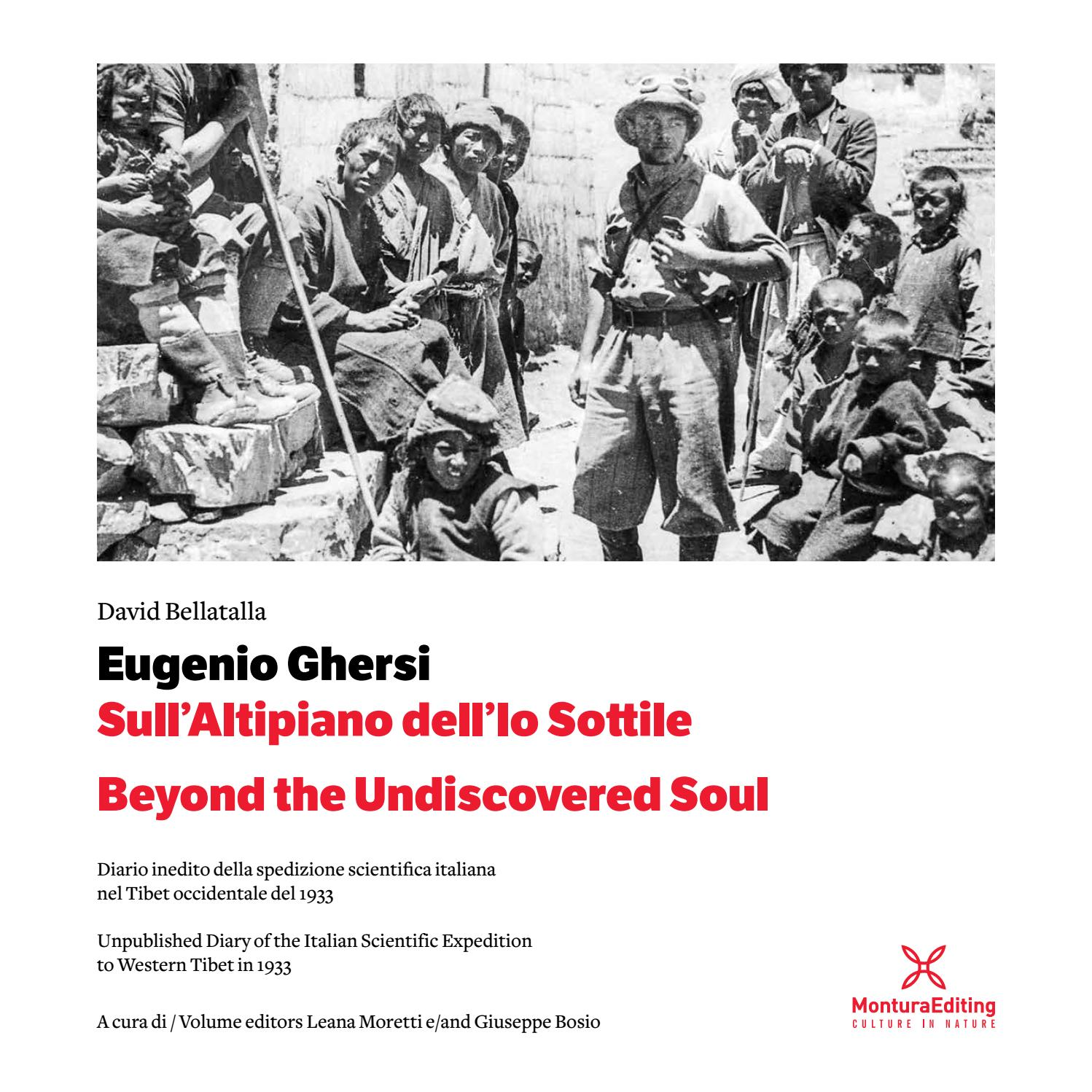 The Ghersi Soul Undiscovered Beyond Eugenio QxhtsCrd
