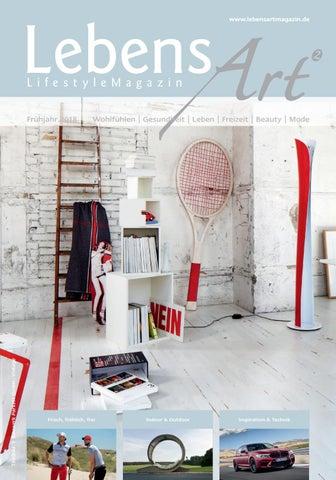 LebensArt² Lifestyle Magazin für Oberfranken Frühjahr 2018