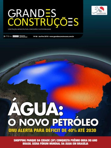 561b68553 Grandes Construções - Ed. 86 - Jan/Fev 2018 by Sobratema Publicações ...