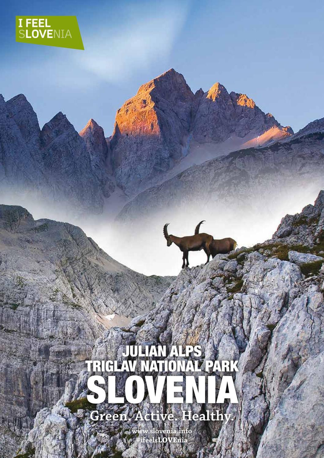 Julian Alps by Soča Valley Tourist Board   issuu