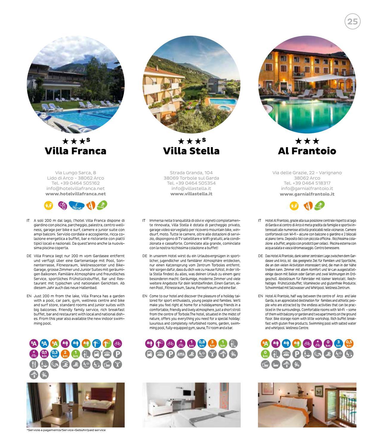 Sport & Fun 2018 - Lago di Garda Trentino by Garda Trentino - issuu