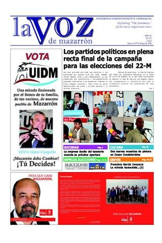 Los partidos políticos en plena recta final de la campaña para las  elecciones del 22M Los seis partidos políticos que concurren a las  Elecciones del próximo ... 662a3d8a471