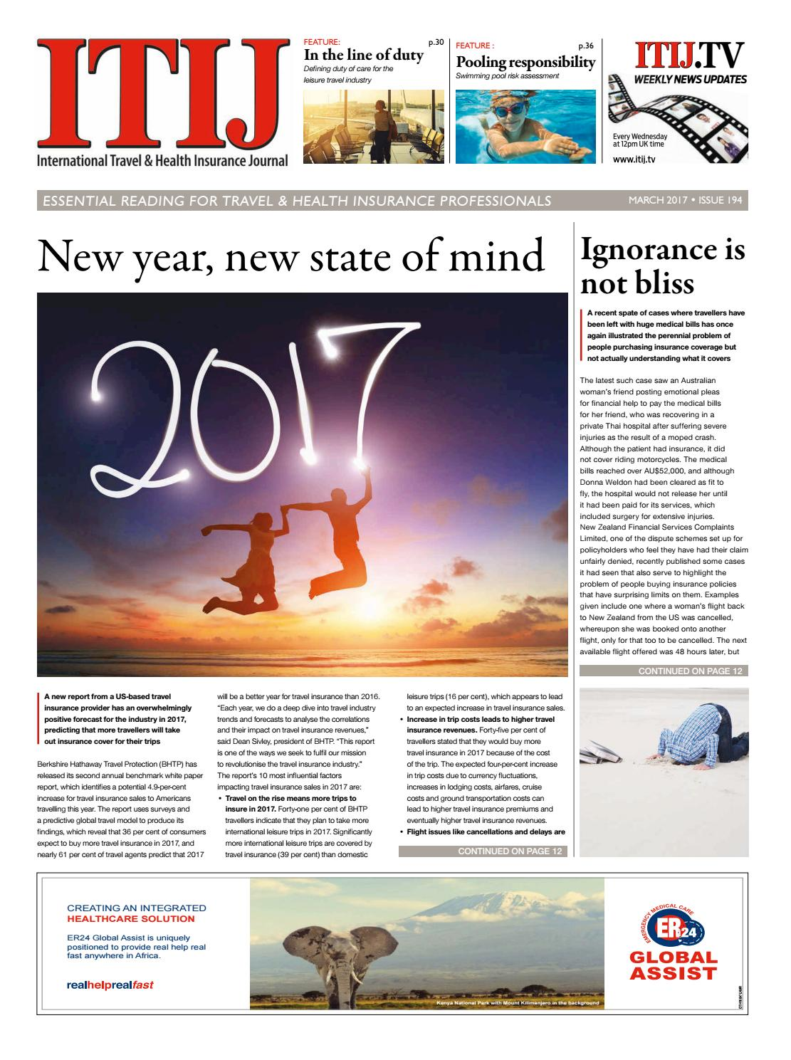 9891e49fa025a ITIJ 194 Mar 2017 by ITIJ: International travel & health insurance journal  - issuu