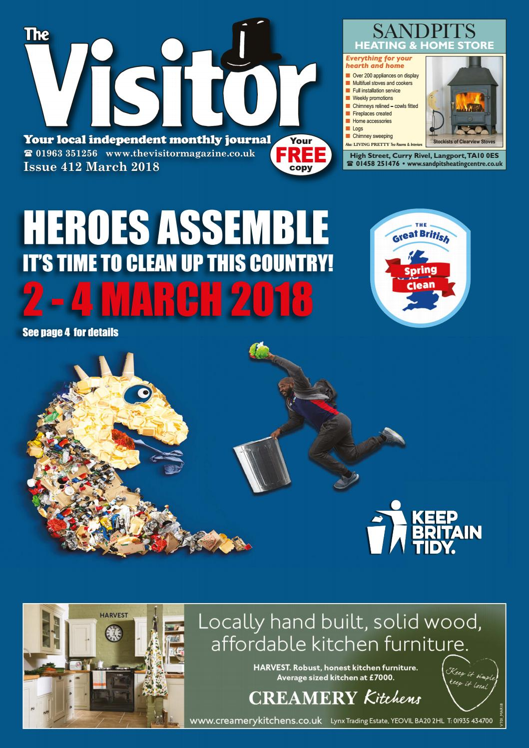The Visitor Magazine Issue 412 March 2018 by The Visitor Magazine ...