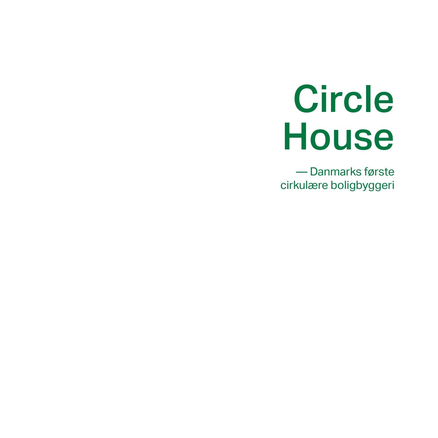9ec4cf5c Circle House by 3XN_GXN - issuu