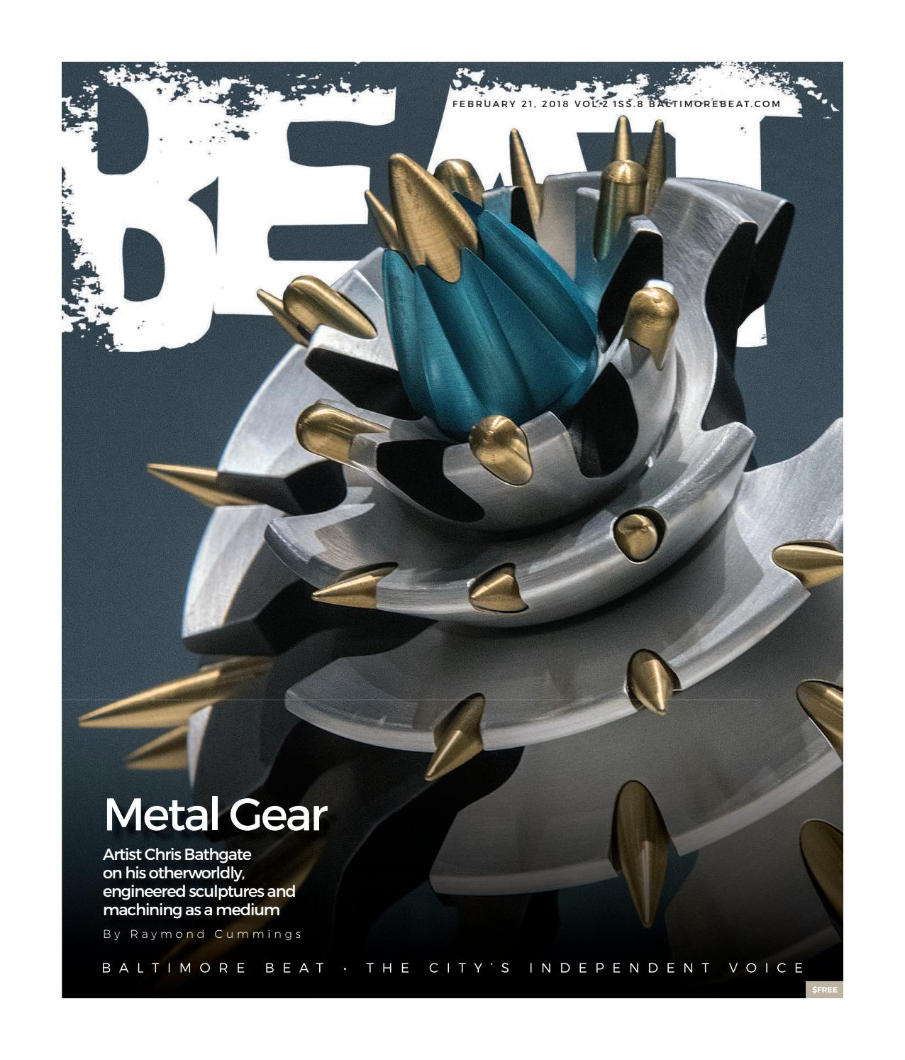 Baltimorebeat.com volume 2 issue 8 february 21 2018 by baltimore