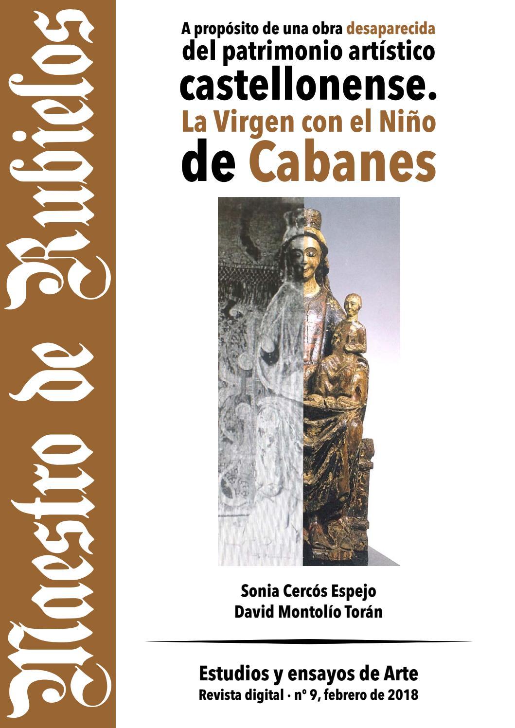 Muebles Gozalbo Nules - Cerc S Y Montol O Santa Mar A De Cabanes By Maestro De Rubielos [mjhdah]https://image.isu.pub/160201170514-cb73912e68cc375cce6c8735a6279f60/jpg/page_1.jpg