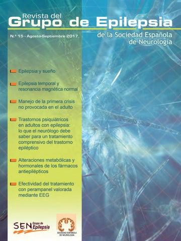 Revista del Grupo de Epilepsia SEN, Nº 15 by Epilepsiasen ...
