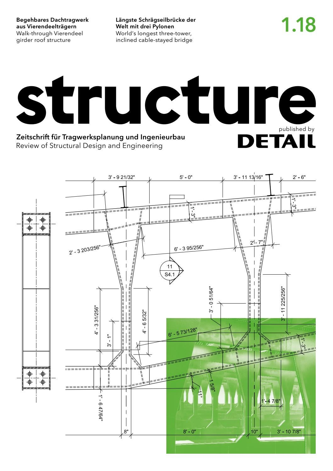 structure 01/2018 by DETAIL - issuu
