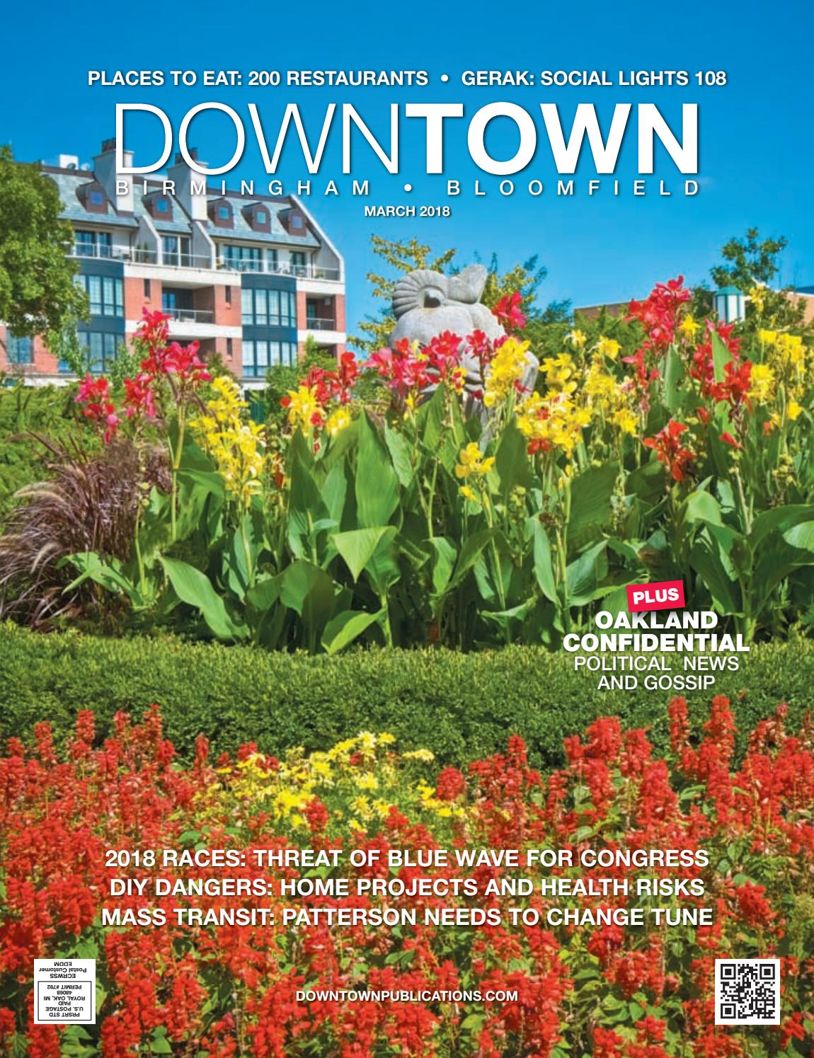 Birmingham Bloomfield By Downtown Publications Inc Issuu