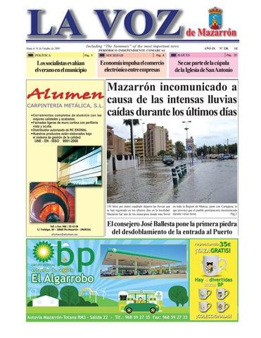 1c5dea562252 Voz230 by La Voz de Mazarrón (Periódico) - issuu