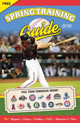 d13a46a05 Spring Training Guide 2018 by Times Media Group - issuu
