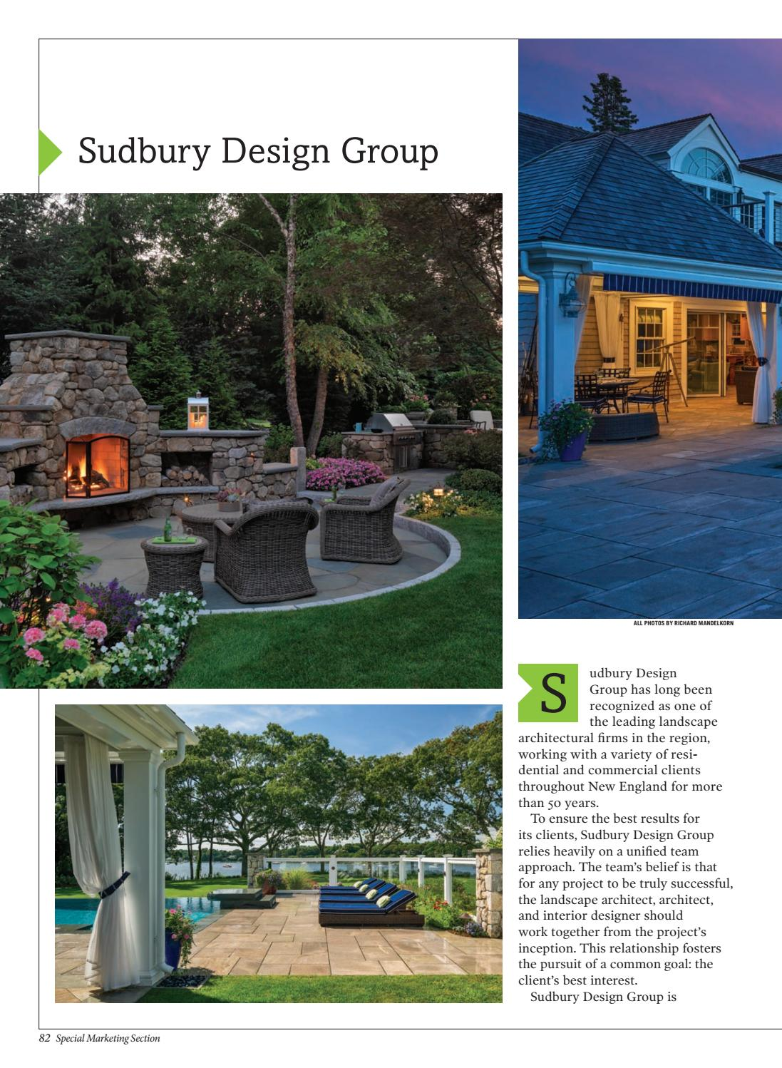 New England Home March April 2018 by New England Home