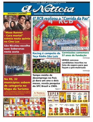 Edição de 21 de fevereiro de 2018 by Jornal A Notícia - issuu 26f277c6665ba