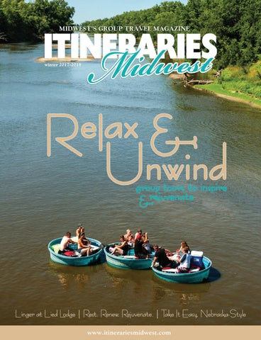 Page 1 of Relax and Unwind in the Midwest
