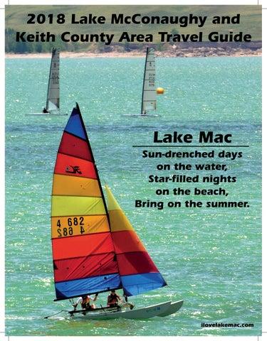 2018 Lake McConaughy Travel Guide by Lake McConaughy