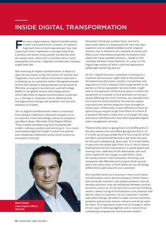 Page 12 of Inside Digital Transformation