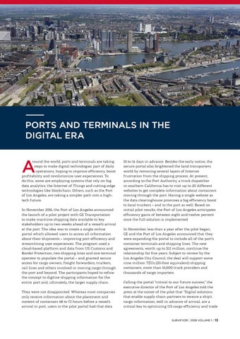 Page 15 of Ports and Terminals in the Digital Era
