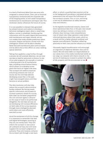 Page 19 of Viewpoint: Transparent Ships and Digitally-Assisted Surveys