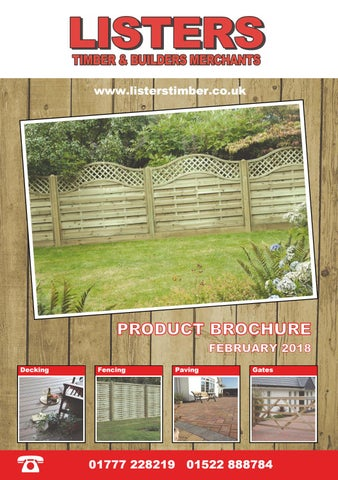 Wooden Brown 75mm//100mm Flat Top Fence Post  8ft 7ft 6ft 5ft