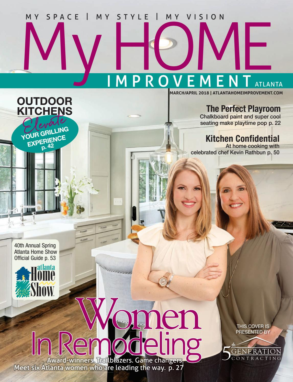 My Home Improvement 0318 0418 By My Home Improvement Magazine Issuu