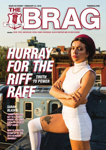 b035838572507 Brag#734 by The Brag Magazine - issuu