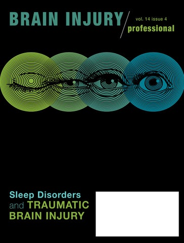 Veterinary medicine catalog by john wiley and sons issuu cover of sleep disorders and traumatic brain injury fandeluxe Gallery
