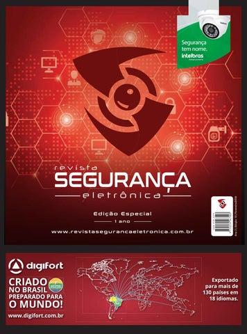 Revista Segurança Eletrônica - Edição 13 by Revista Segurança ... fbc126a49f