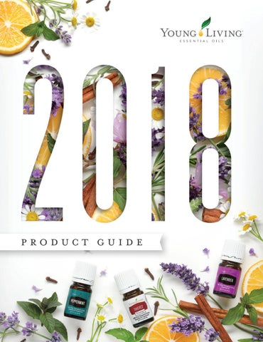 2019 Product Guide - U.S. by Young Living Essential Oils - issuu 3421f692558