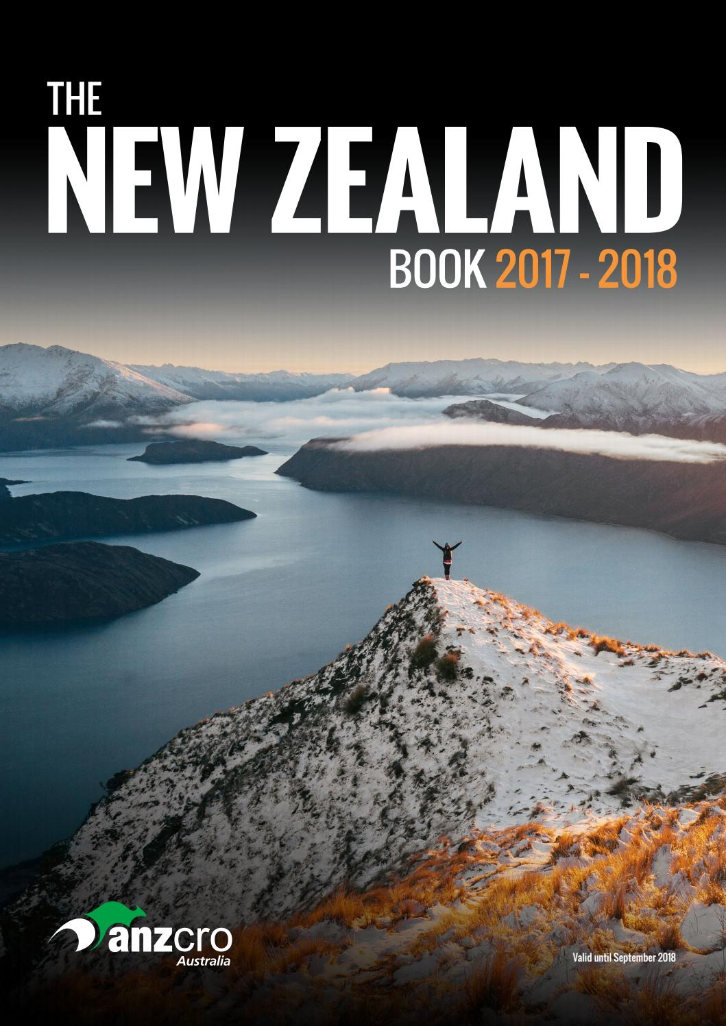 The New Zealand Book 2017 18 Aud By Holiday Experts Issuu Just Mom Baju Menyusui Gea 115 Black Etnic Brown