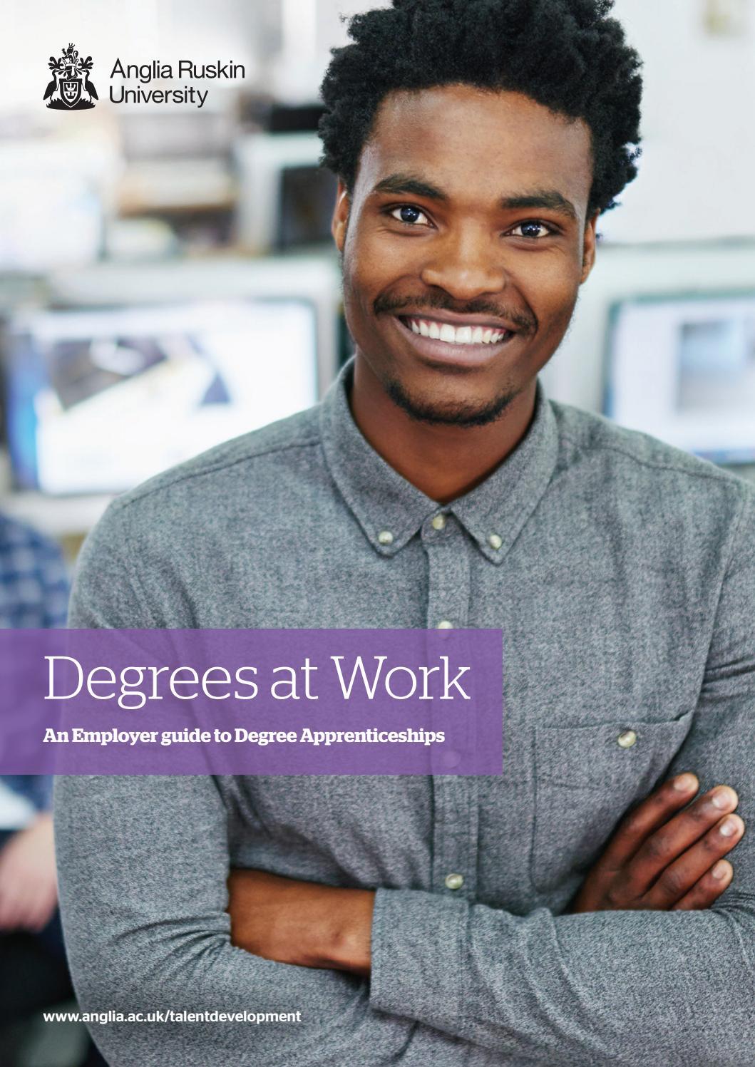 Aru Degrees At Work A4 Brochure 12pp By Georgia King Design Issuu
