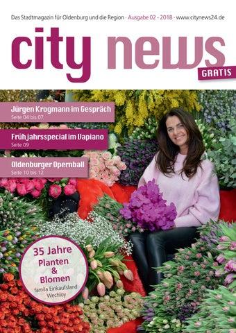 City News Oldenburg 2te Ausgabe 2018 By Citynewsoldenburg Issuu